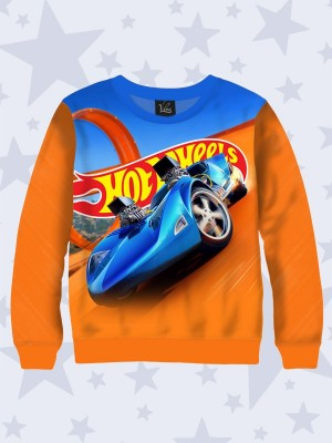 Свитшот Cars Hot Wheels