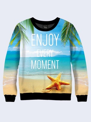 Свитшот Enjoy Every Moment
