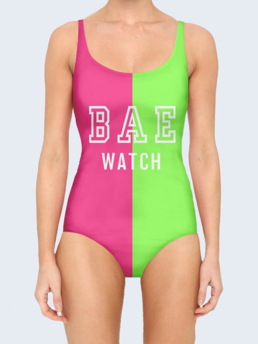 3D купальник Bae watch