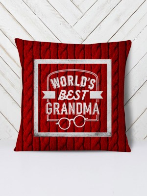 Подушка Word's best grandma