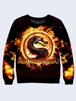 Свитшот Dragon Mortal Kombat