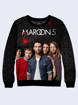 Свитшот Group Maroon 5