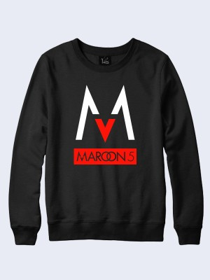 Свитшот Group Maroon 5 logo