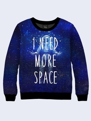 Свитшот I need more space
