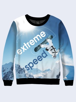Свитшот Exteme speed