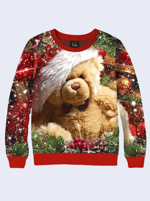 Свитшот Christmas bear Teddy
