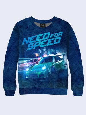 Свитшот Game Need for Speed