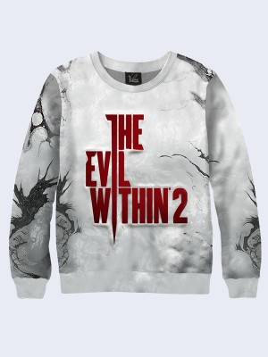 Свитшот Game The Evil Within 2