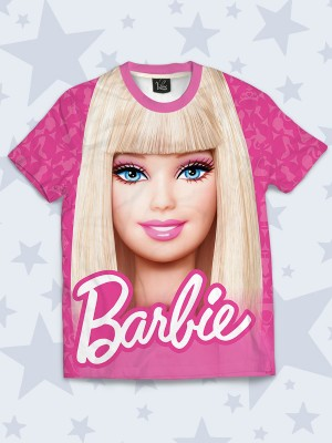 3D футболка Barbie doll