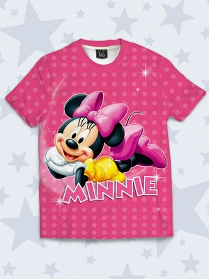 3D футболка Minnie Mouse
