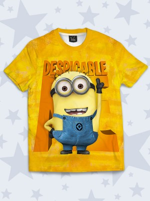 3D футболка Despicable me Minion