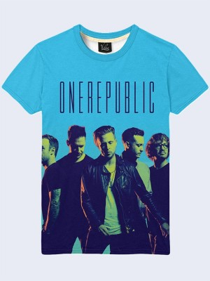 3D футболка Group OneRepublic